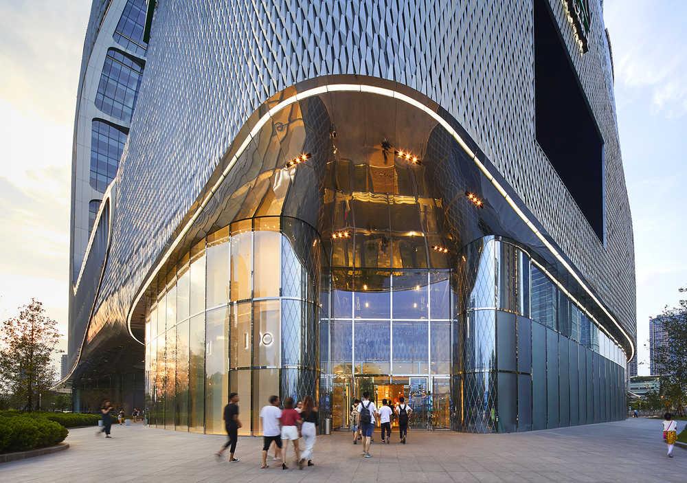 Raffles City Hangzhou Knowledge Based Design