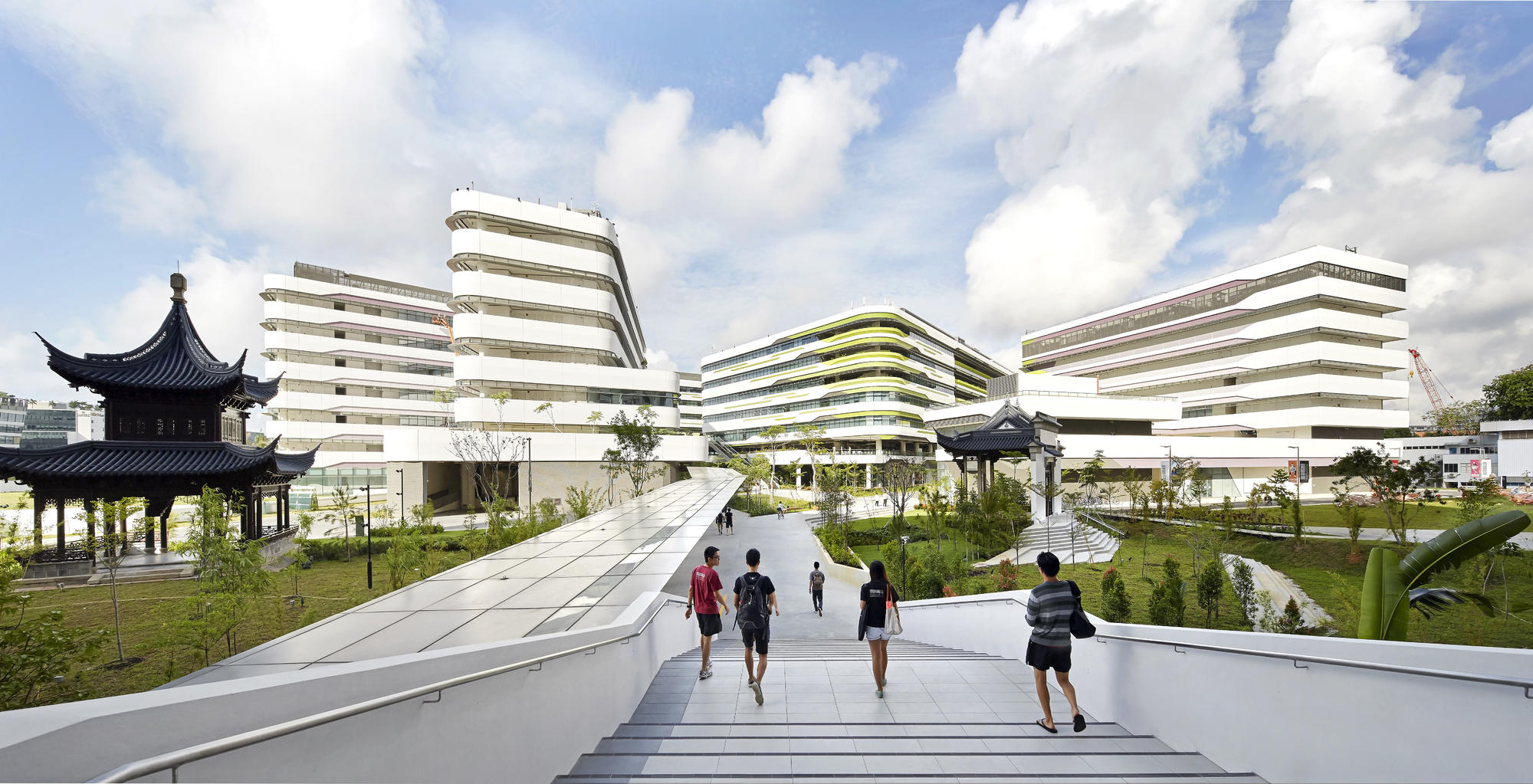 Singapore University Of Technology And Design UNStudio