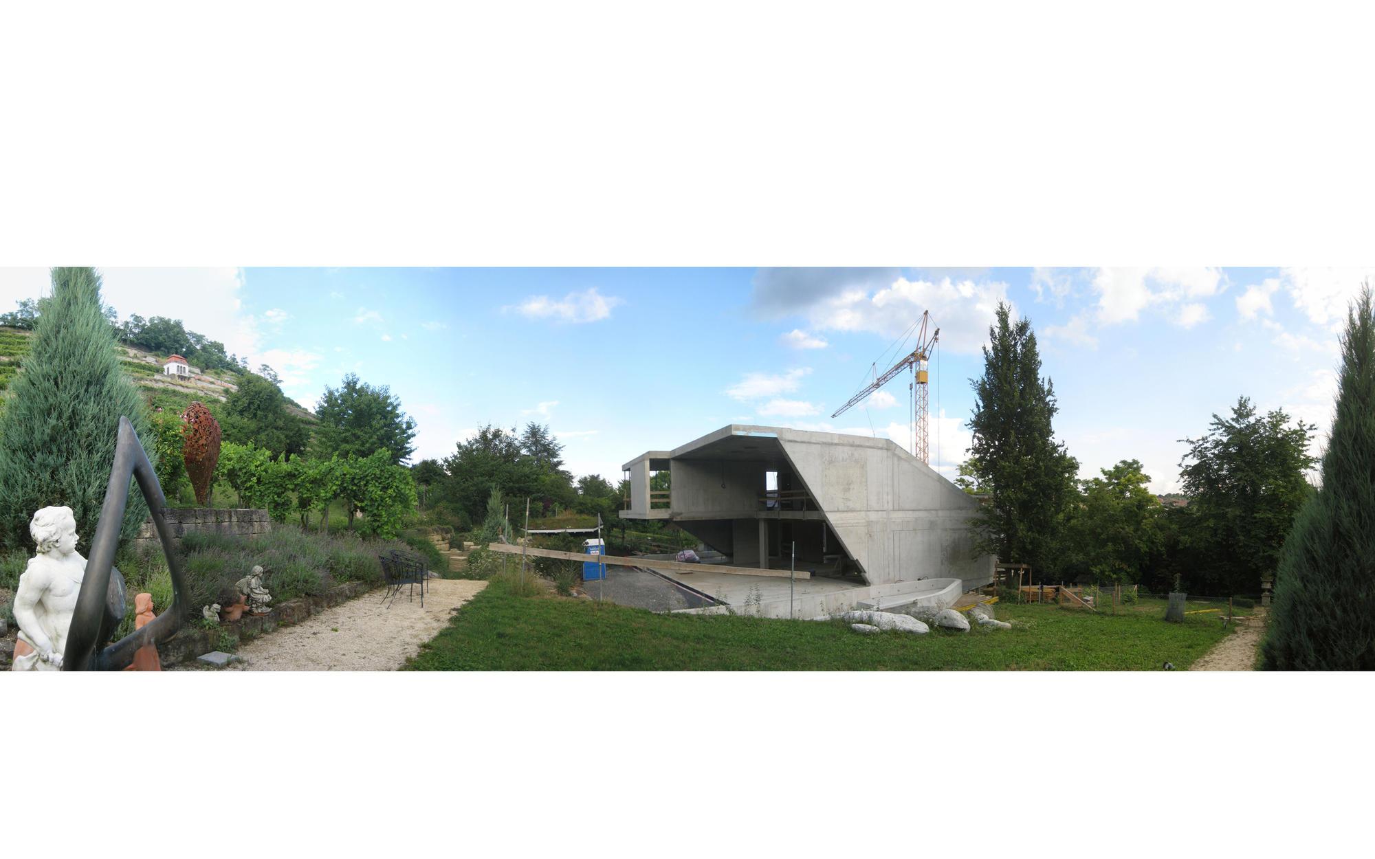 Haus am Weinberg UNStudio