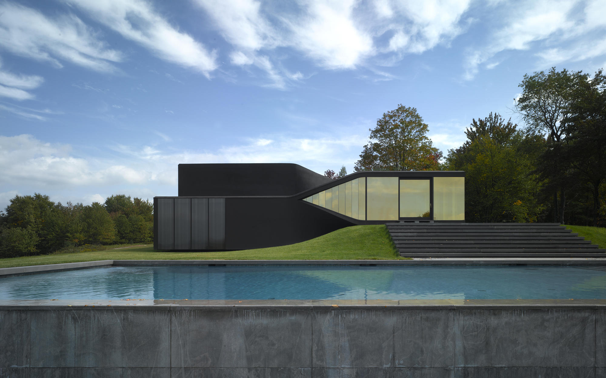 Villa nm unstudio for Villa concept construction vedene
