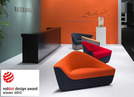 Seating Stones Win Red Dot Design Award Unstudio