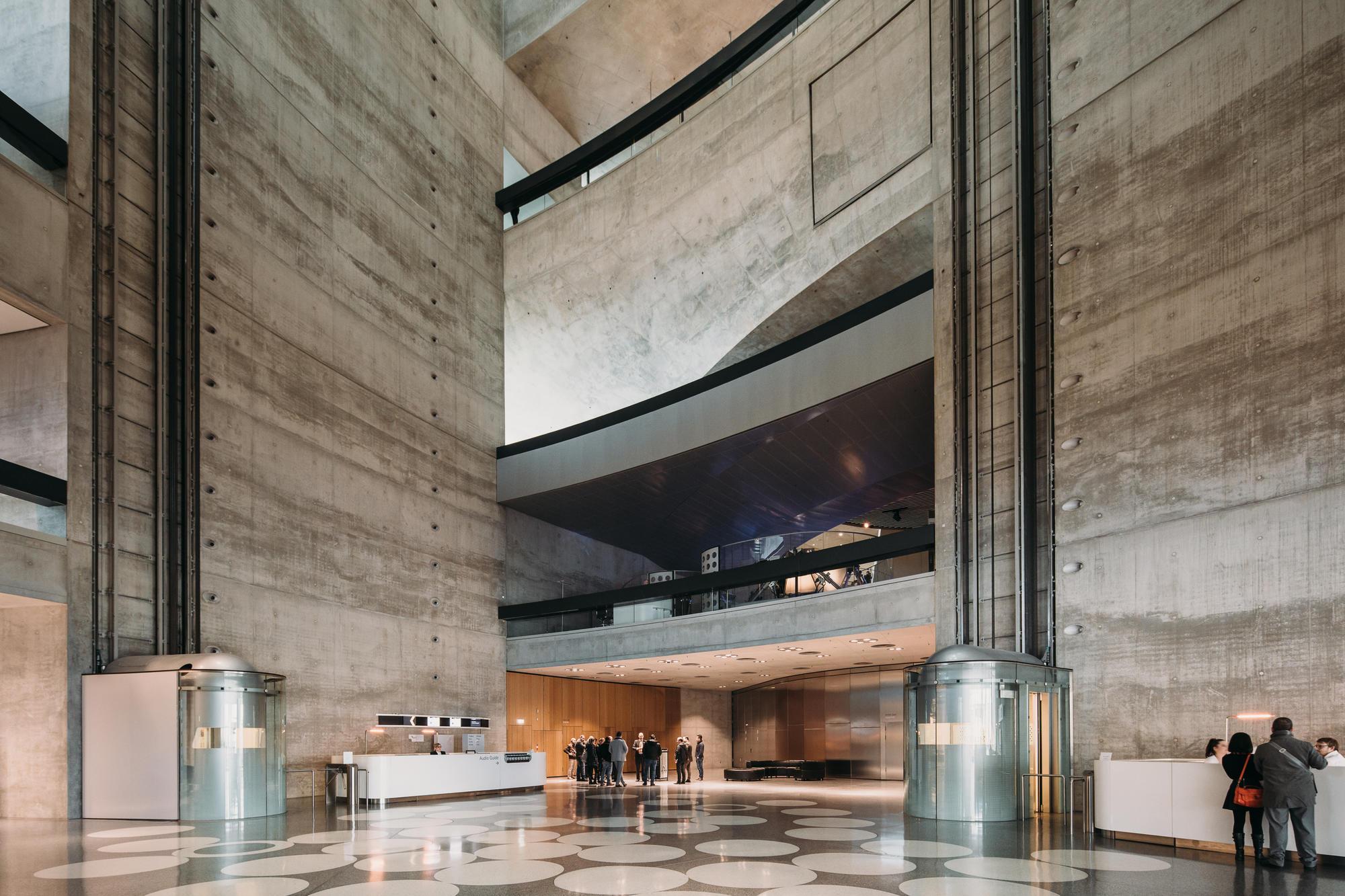 Mercedes Benz Museum UNStudio